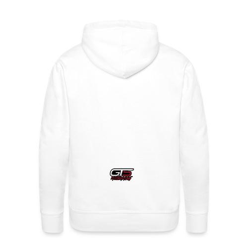 Logo GTS YOLOSWAG png - Sweat-shirt à capuche Premium pour hommes