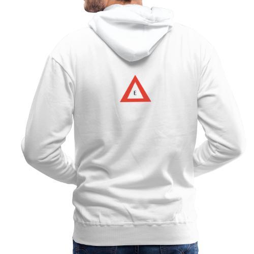 Elite Dreieck - Männer Premium Hoodie