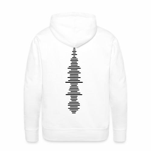 Soundwave - Männer Premium Hoodie