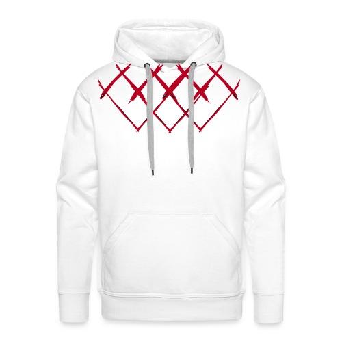 series of hearts - Männer Premium Hoodie