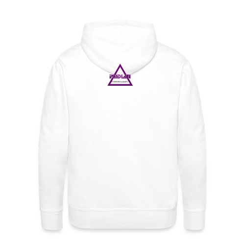 PMD Featuring Cool Triangle - Men's Premium Hoodie