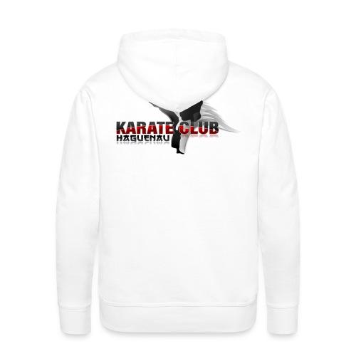logo kc haguenau 4000 png - Sweat-shirt à capuche Premium pour hommes