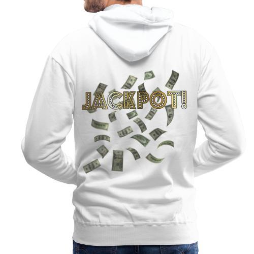 jackpot - Miesten premium-huppari
