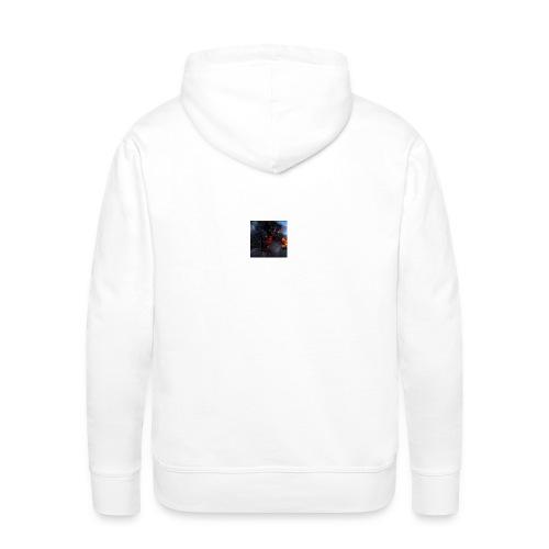 none - Sweat-shirt à capuche Premium pour hommes