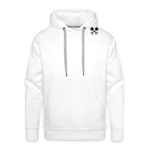 Designklein 11125777 png - Sweat-shirt à capuche Premium pour hommes