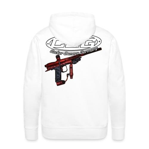 D COG5 png - Männer Premium Hoodie