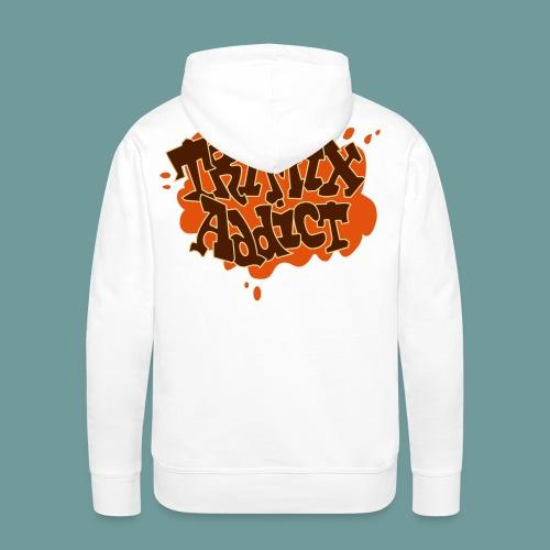 trimix - Sweat-shirt à capuche Premium pour hommes