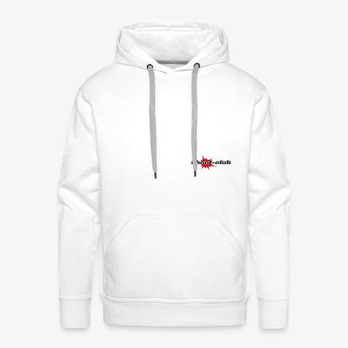 Logo shoot club png - Männer Premium Hoodie