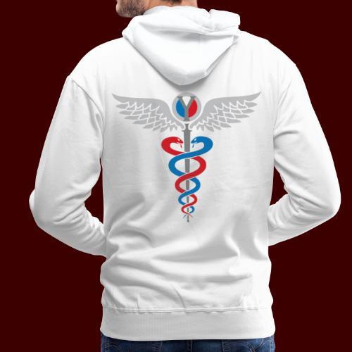 k du C Y - Sweat-shirt à capuche Premium pour hommes
