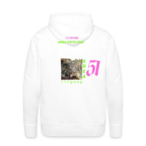 Area51 - Männer Premium Hoodie
