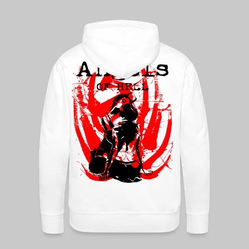 2reborn ANGELS OF HELL sexy Girls bl - Männer Premium Hoodie