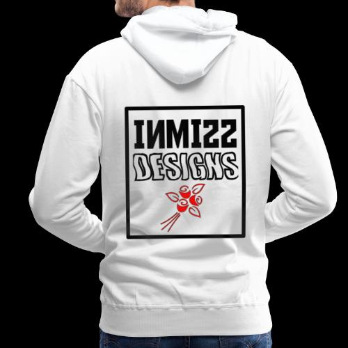 INMISS Designs Rose Stock - Men's Premium Hoodie