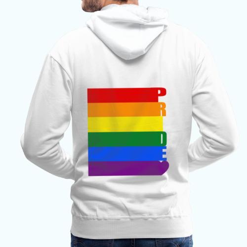 Rainbow flag - Men's Premium Hoodie