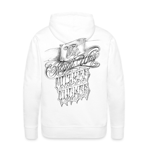The Royal Way - Männer Premium Hoodie