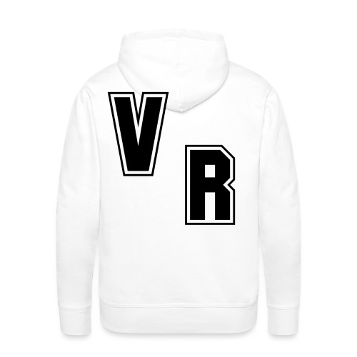 """ VR [ VERY RARE ] ( CHOOSE WHITE ) - Premiumluvtröja herr"