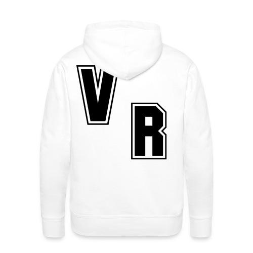 """"""" VR [ VERY RARE ] ( CHOOSE WHITE ) - Premiumluvtröja herr"""