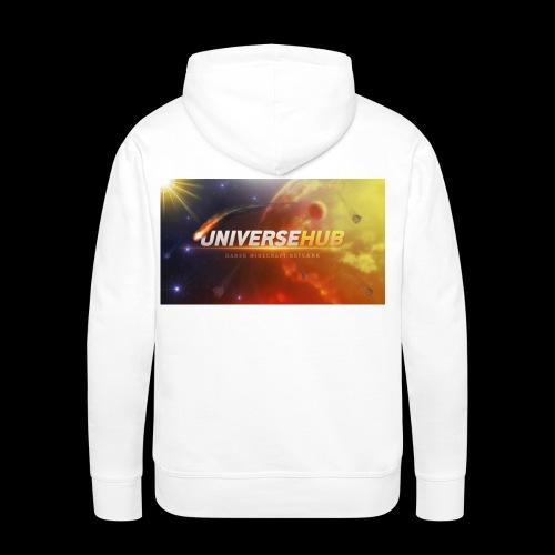 UniverseHub - Hoodie - Herre Premium hættetrøje