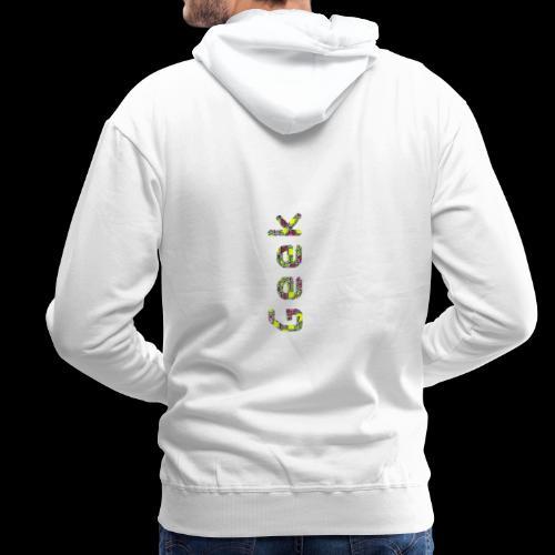 Geek 3.0 - Sweat-shirt à capuche Premium pour hommes