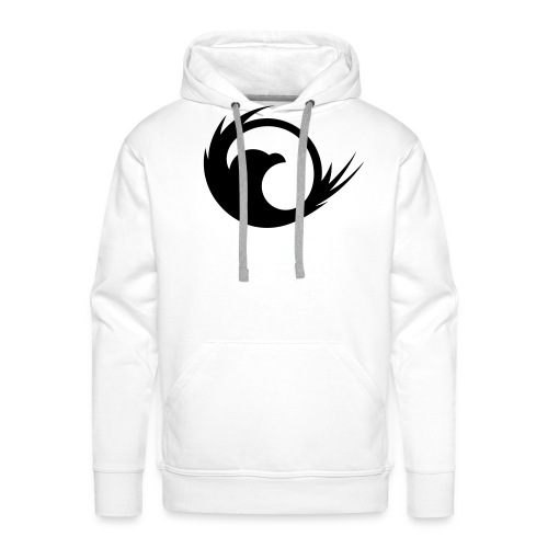 VG Eagle Black Vector - Men's Premium Hoodie