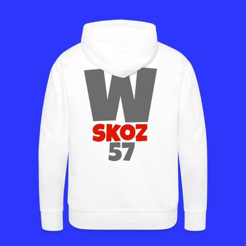 Sac Watiskoz Officiel - Sweat-shirt à capuche Premium pour hommes