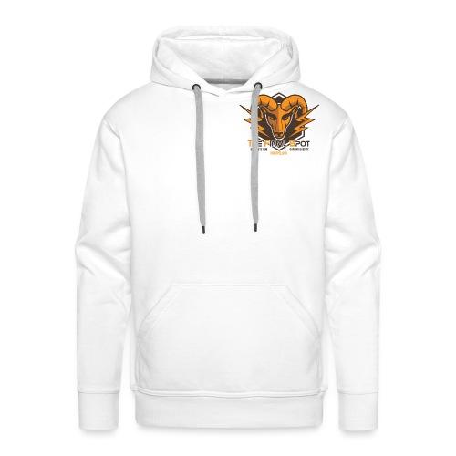 TFS Original Marron - Sweat-shirt à capuche Premium pour hommes