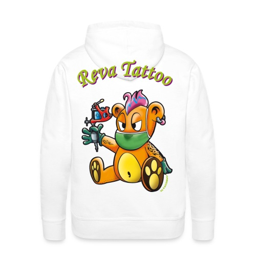 ourscouleur33caudrot2 - Sweat-shirt à capuche Premium pour hommes