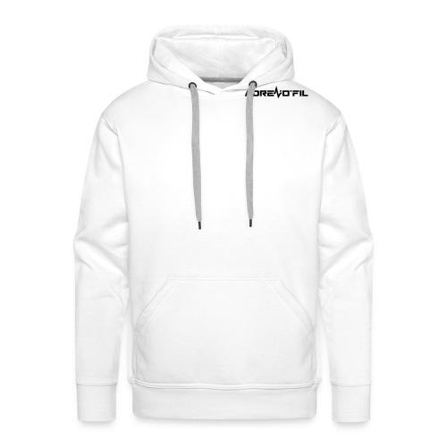 alaric commande - Sweat-shirt à capuche Premium pour hommes