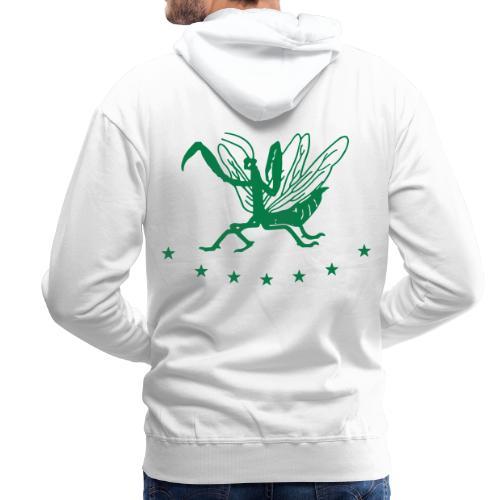 Seven Star Mantis - Männer Premium Hoodie