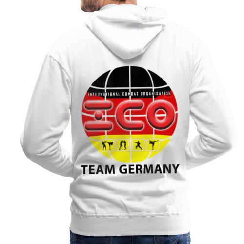 wkc germany logo 2017 - Männer Premium Hoodie