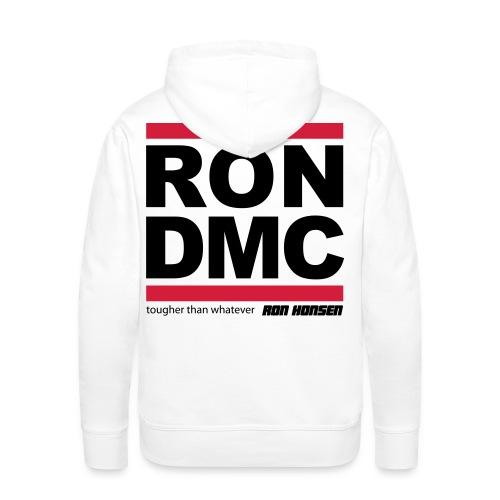 ron dmc - Männer Premium Hoodie