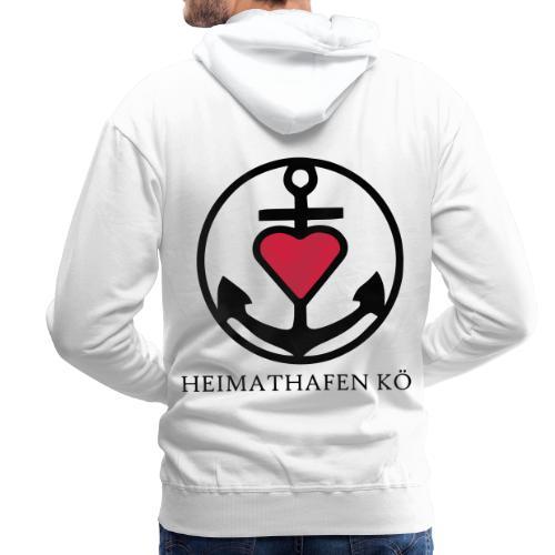 Heimathafen KÖ - Männer Premium Hoodie