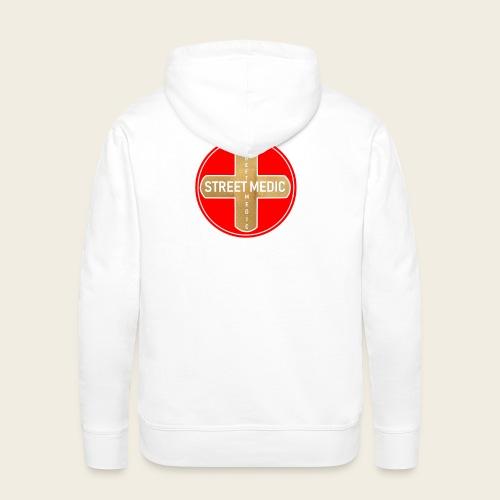 STREET ME DICAL - Sweat-shirt à capuche Premium pour hommes