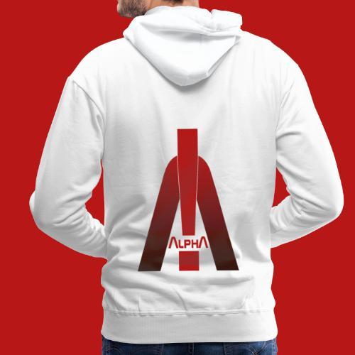 ALPHA - Winner wins! - Männer Premium Hoodie