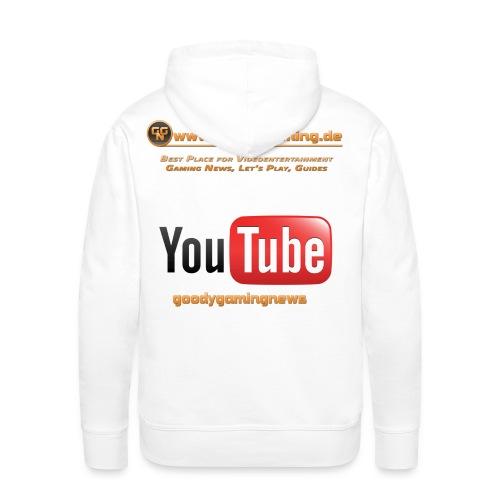 Goodygaming - Männer Premium Hoodie