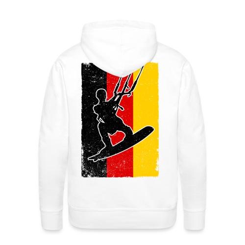 Kitesurfer Germany - Männer Premium Hoodie