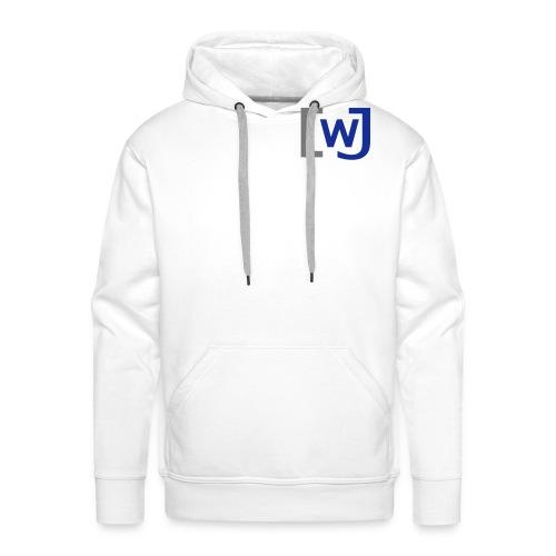 wjlogoicon - Männer Premium Hoodie