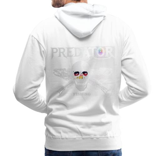 predator fishing germany - Männer Premium Hoodie