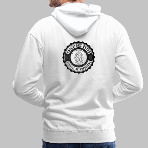 Gardefors Brygg Logo - Premiumluvtröja herr