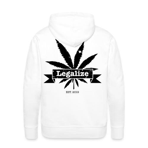 Legalize - Männer Premium Hoodie