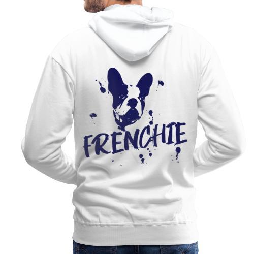 Französische Bulldogge / Frenchie / French Bulldog - Männer Premium Hoodie