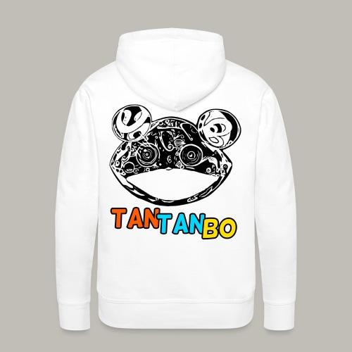 Tan Tan bo - Sweat-shirt à capuche Premium pour hommes