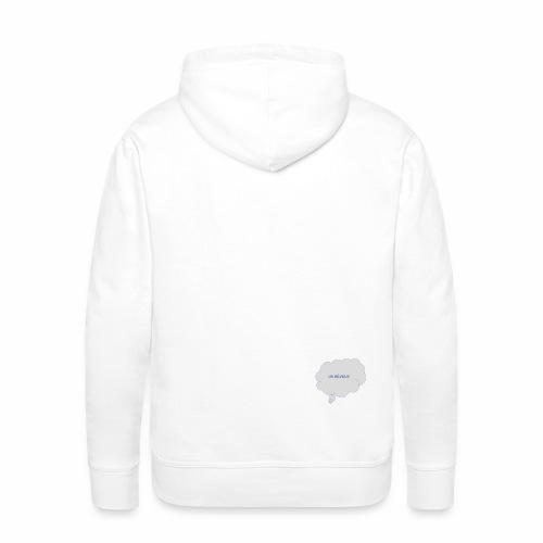 Un rêveur - Sweat-shirt à capuche Premium pour hommes