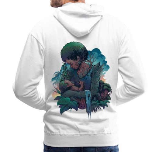 Schöpfer*in - Männer Premium Hoodie