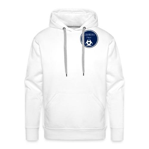 gpexport - Sweat-shirt à capuche Premium pour hommes