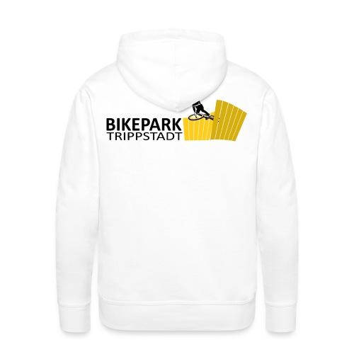 Classic schwarz gelb - Männer Premium Hoodie