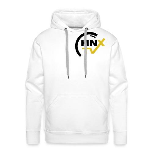 HnxTv png - Männer Premium Hoodie