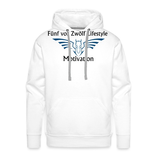 lifestyle Kaputzenpulli - Männer Premium Hoodie
