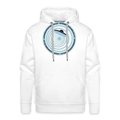 PlanetTechno_tee001.eps Vector SVG - Men's Premium Hoodie
