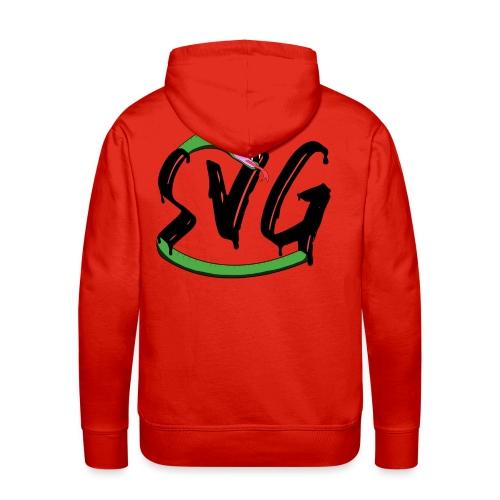 Savage Snake - Mannen Premium hoodie