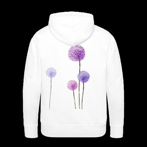 flowercontest - Männer Premium Hoodie